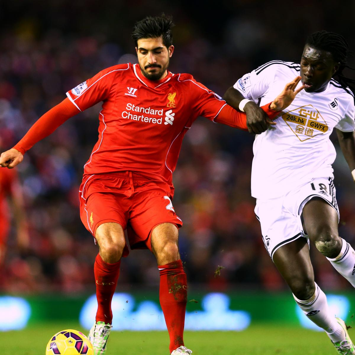 Swansea Liverpool Live Stream