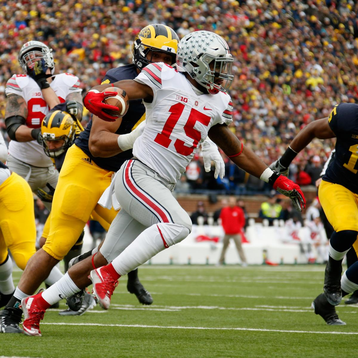 Free comprehensive coverage of Ohio State Buckeyes football updated daily More news from more sources
