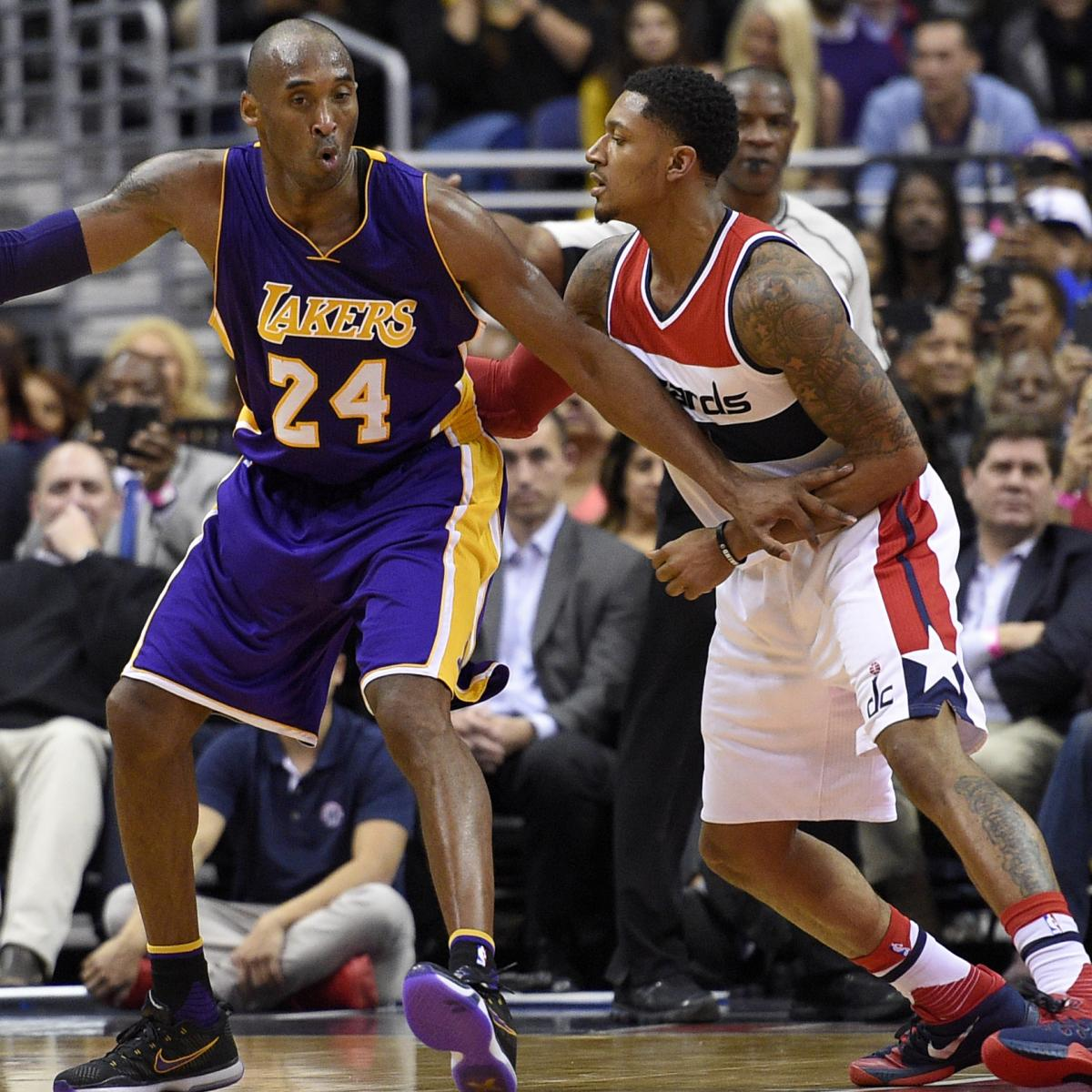 Lakers vs. Wizards: Score, Video Highlights and Recap from ...