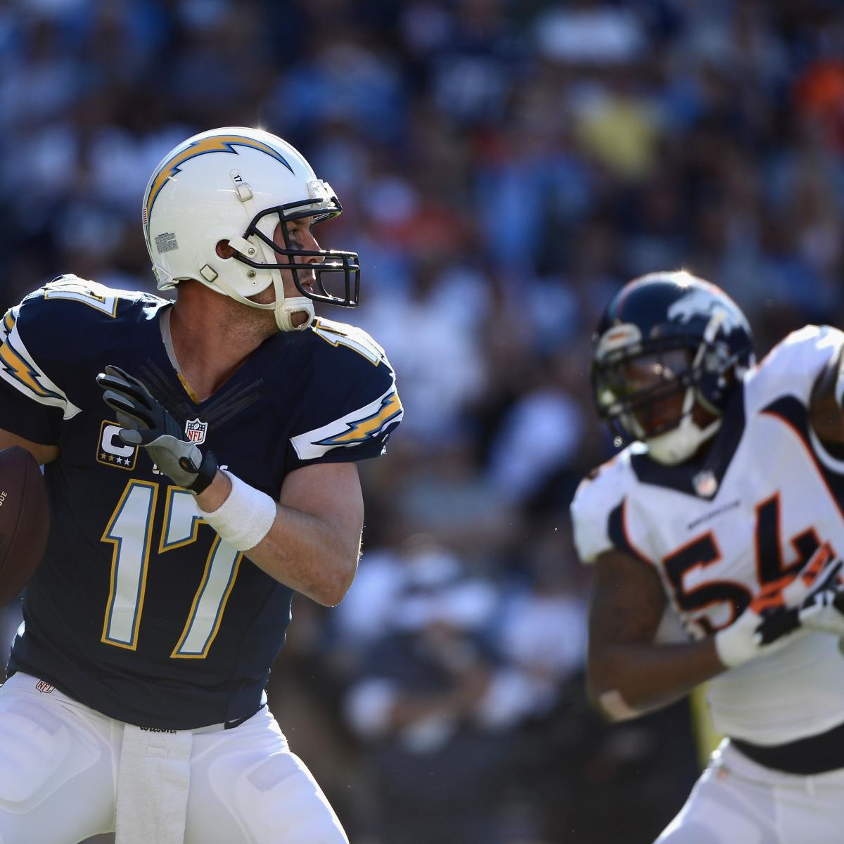San Diego Chargers Denver Broncos Score: Broncos Vs. Chargers: Full San Diego Game Preview