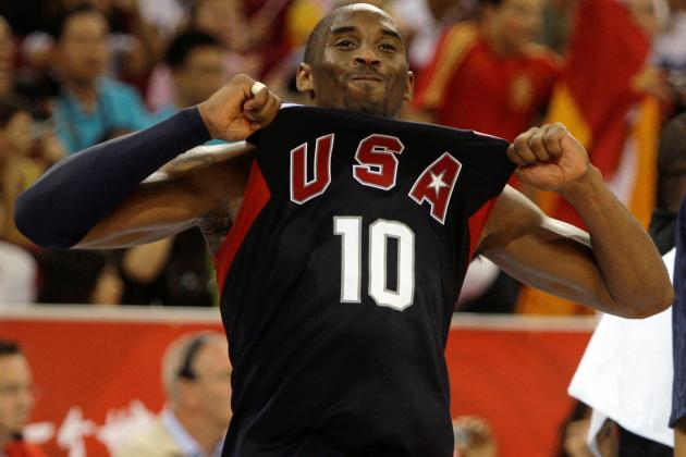 detailed look 918f6 3760b Jerry Colangelo Discusses Kobe Bryant, 2016 Olympic Team ...