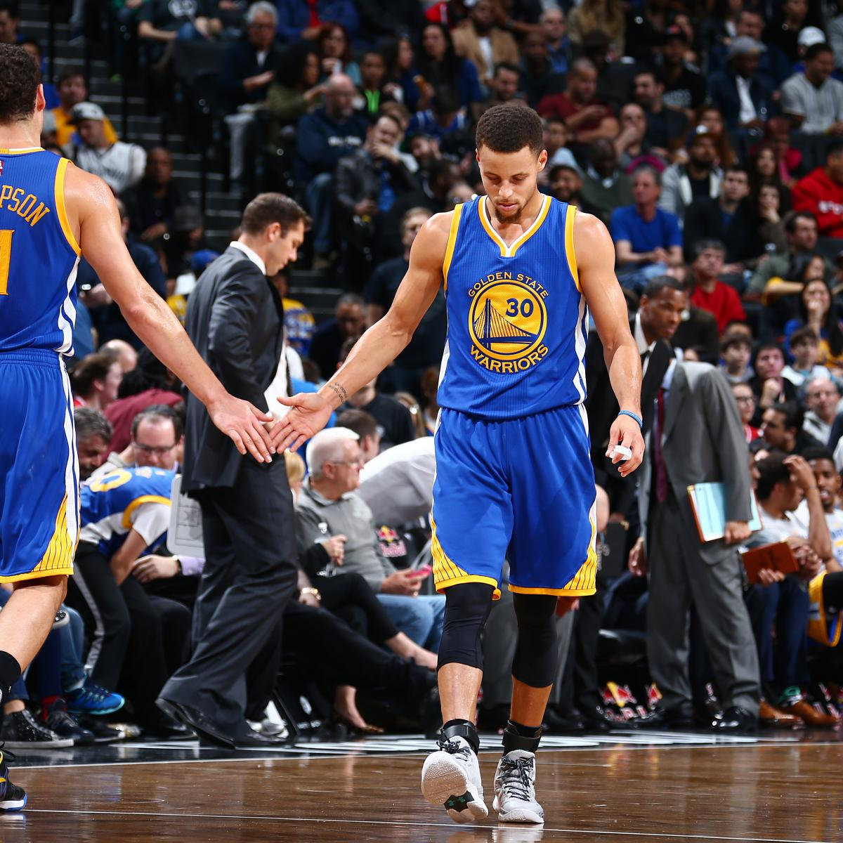 Warriors Vs. Nets: Score, Highlights And Reaction From