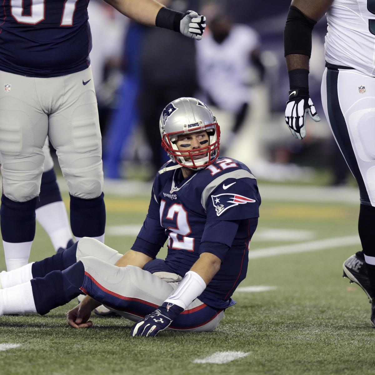 Will Injuries Ultimately Derail Patriots  Super Bowl Hopes ... b1be01234