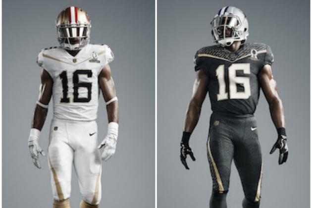 finest selection d7e37 cb713 Nike Unveils 'Vapor Untouchable' Uniforms for 2016 NFL Pro ...