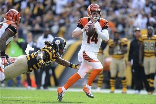 Steelers Vs Bengals Full Cincinnati Game Preview
