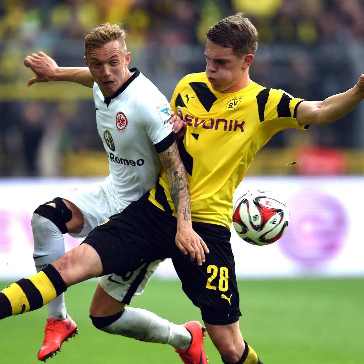 Dortmund Frankfurt Live Stream