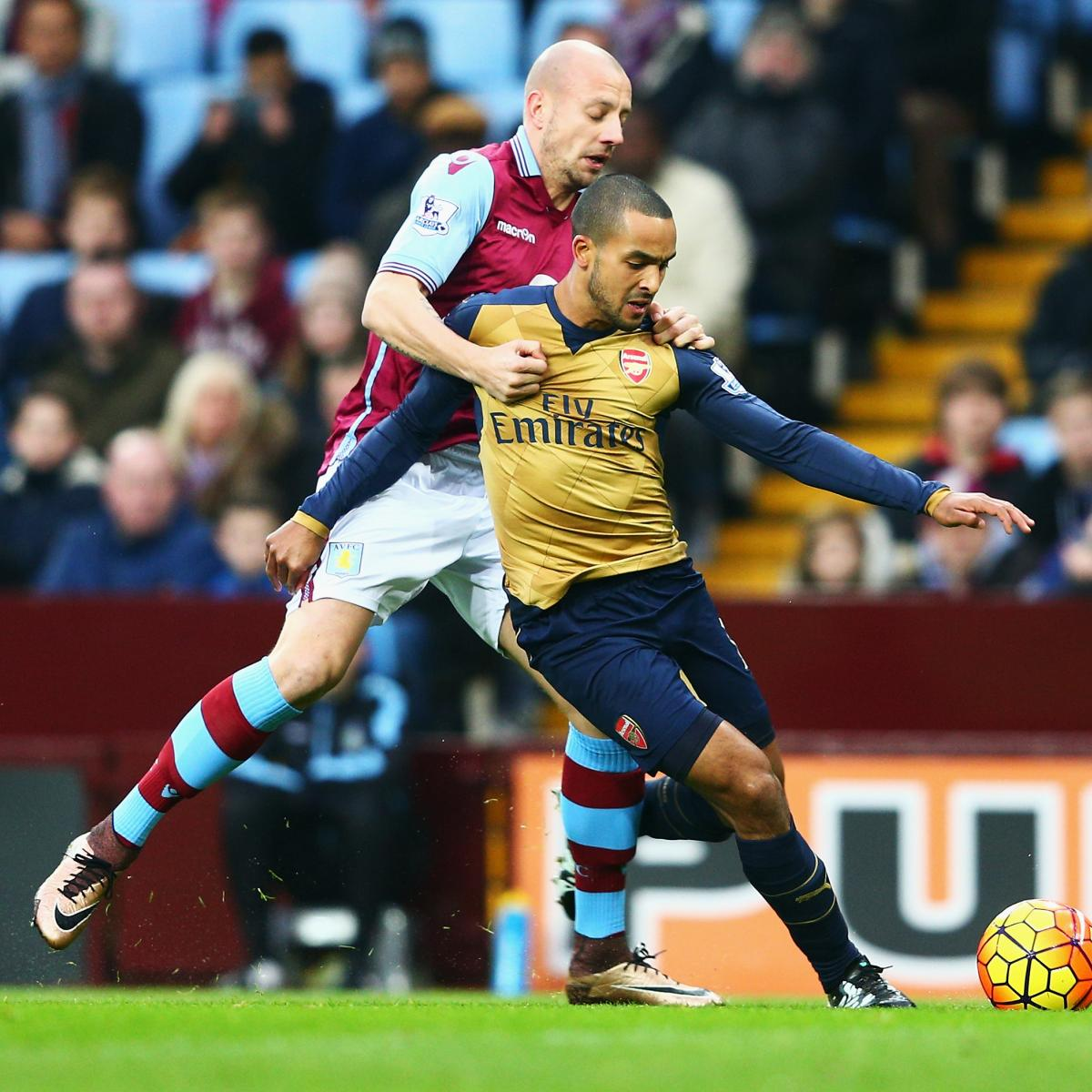 Aston Villa - Arsenal Live Streaming and TV Listings, Live ...