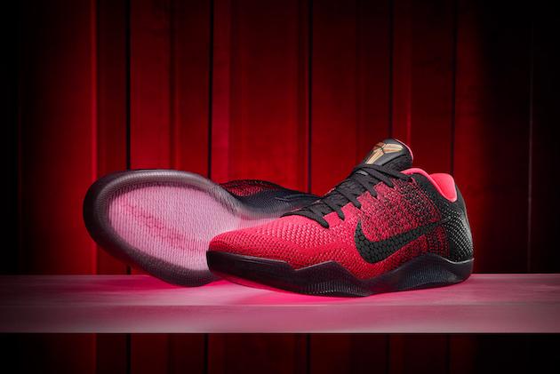 21acdbaa28d6 Nike Unveils Kobe Bryant s Latest Signature Shoe