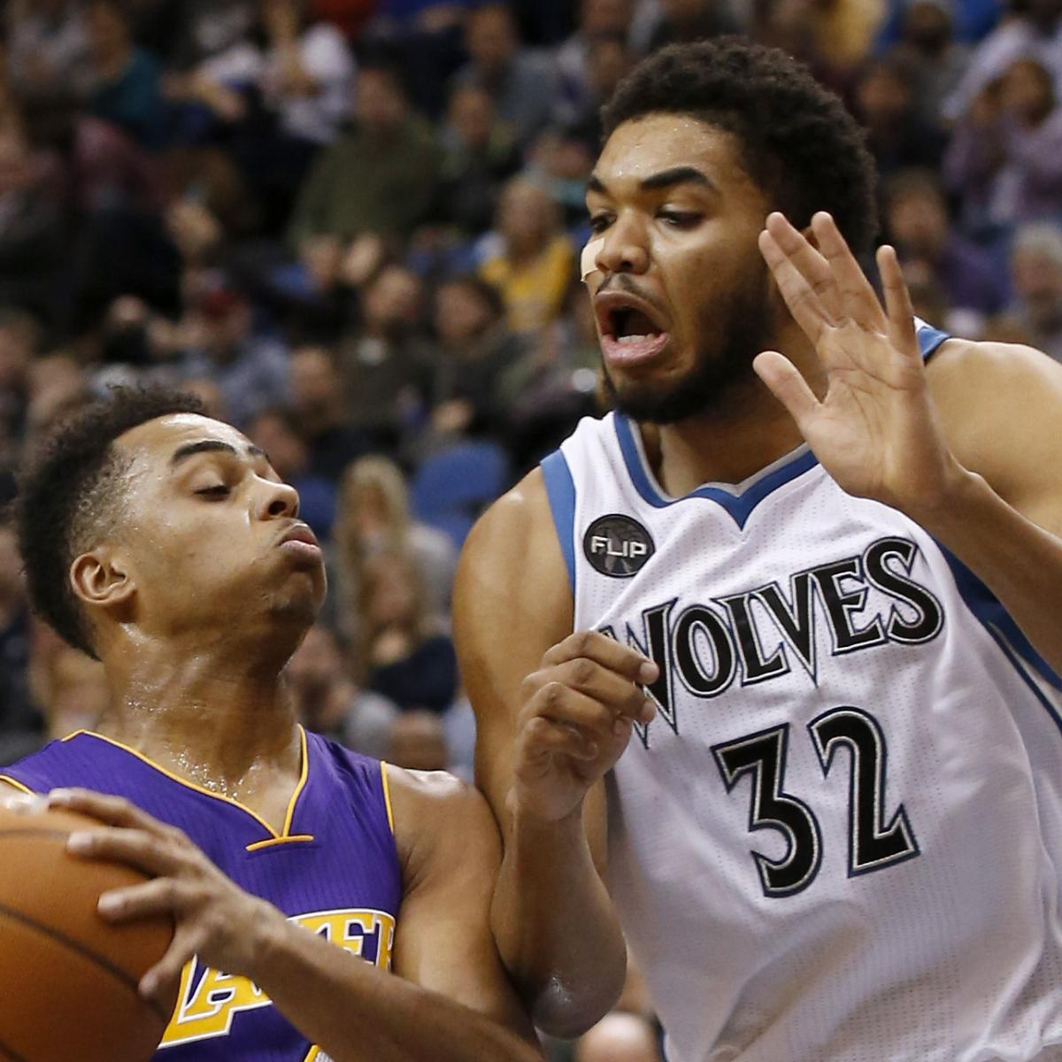 NBA Rookie Ladder: Which Youngsters Are Topping The Charts