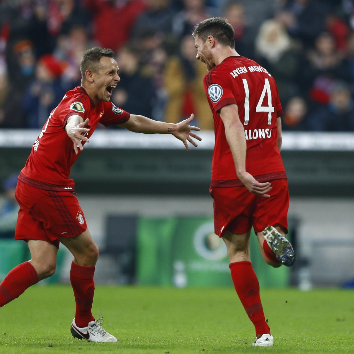 Darmstadt Bayern Live