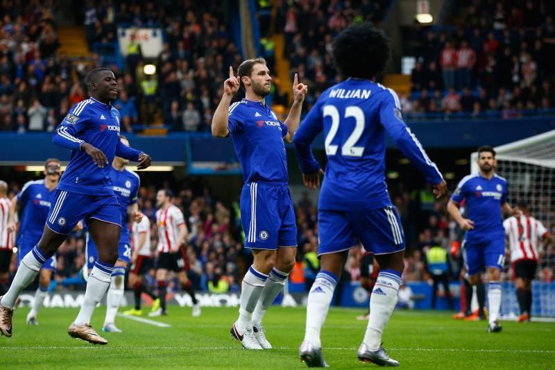 Live Score Chelsea Vs Sunderland