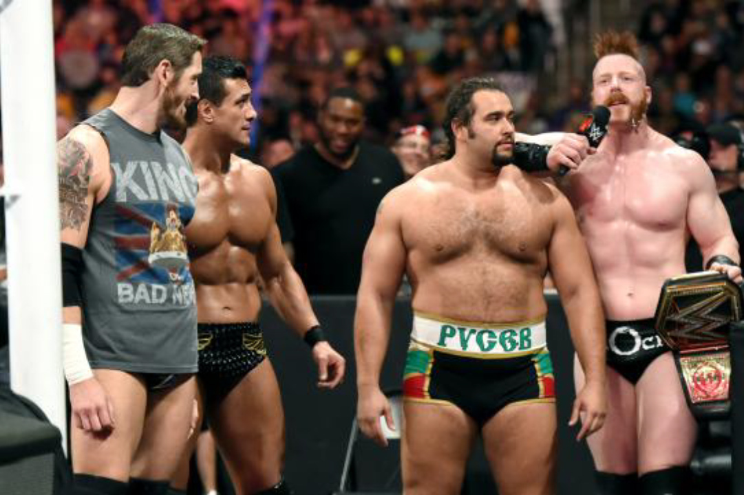 League Of Nations Loses Identity Without Sheamus As Wwe Champion Bleacher Report Latest News Videos And Highlights