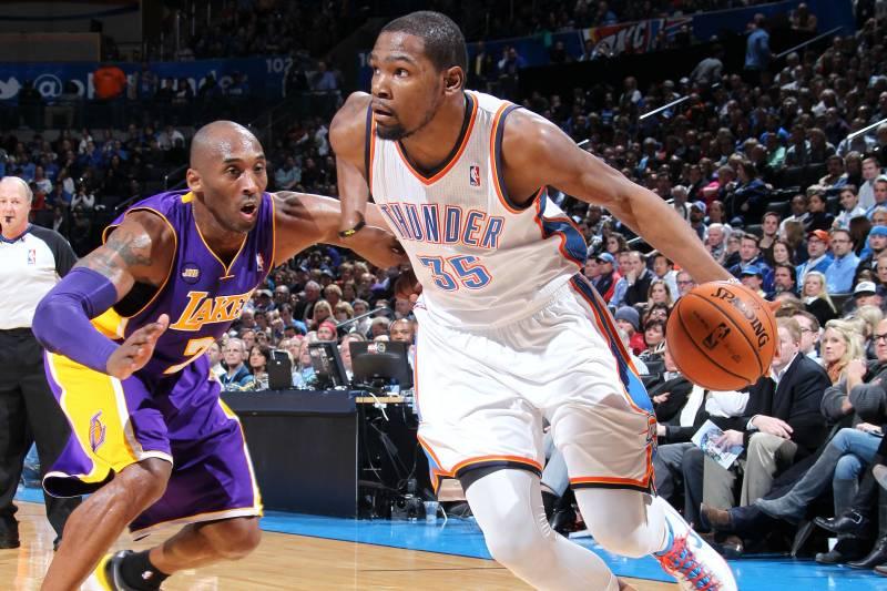 00beb56f9b5d Oklahoma City Thunder vs. Los Angeles Lakers  Live Score
