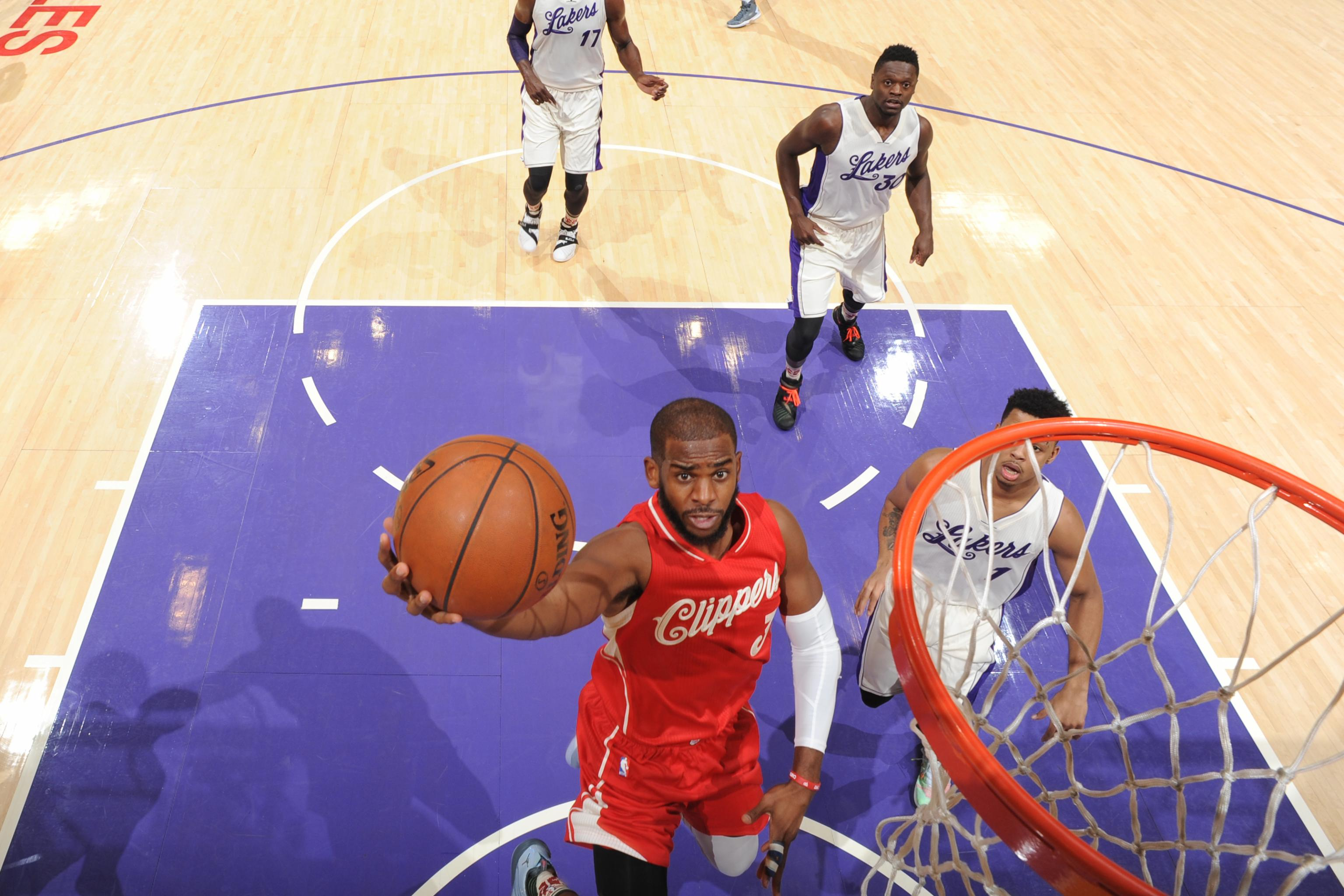 6dee264cc89 Clippers vs. Lakers  Score and Twitter Reaction from Christmas Day ...