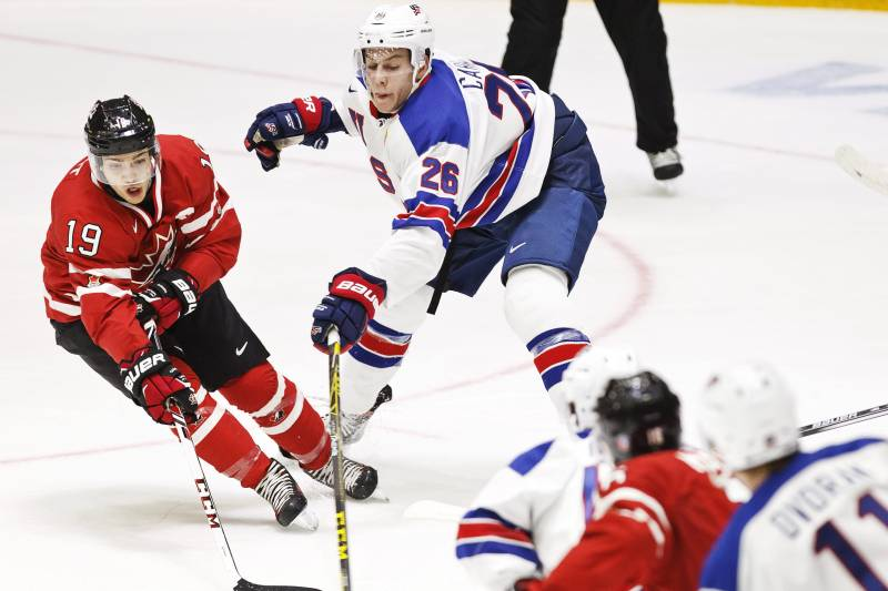 World Junior Hockey Championships 2016 Results Saturday Group