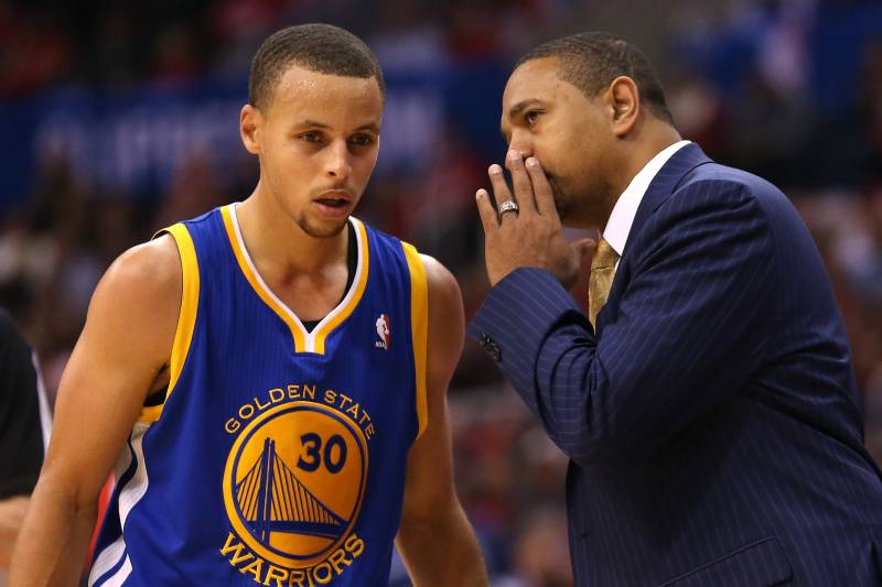 new product 5bfc4 2c274 Stephen Curry Responds to Mark Jackson's Claim He's 'Hurting ...