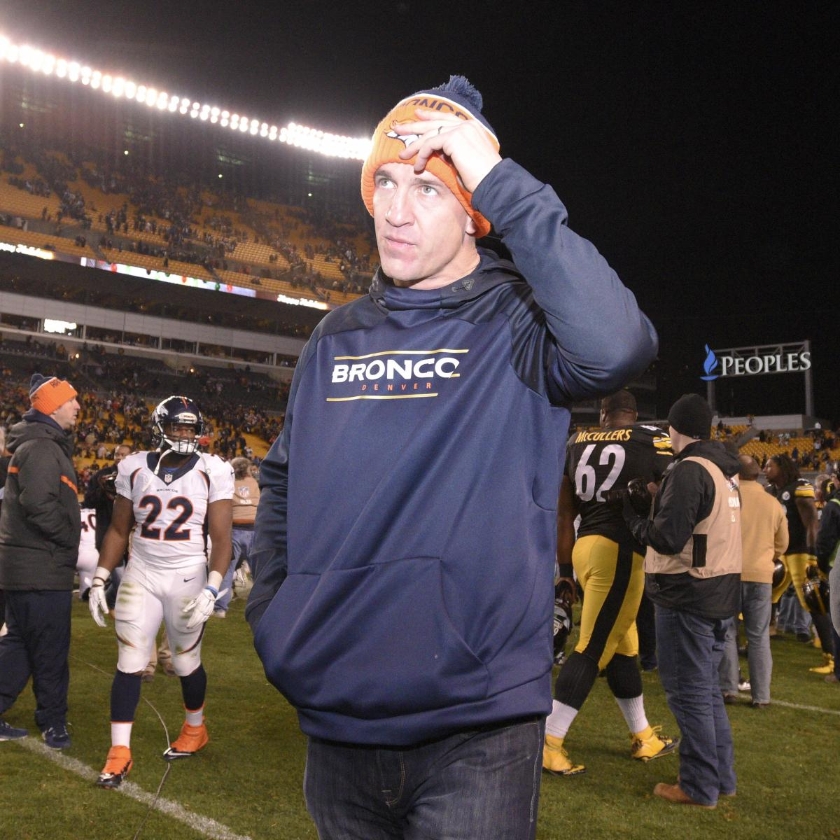 Peyton Manning Responds To Al Jazeera Doping Report On
