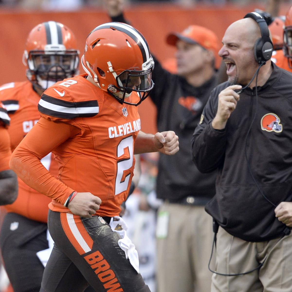 Mike Pettine Comments on Latest Johnny Manziel Video to Emerge ...