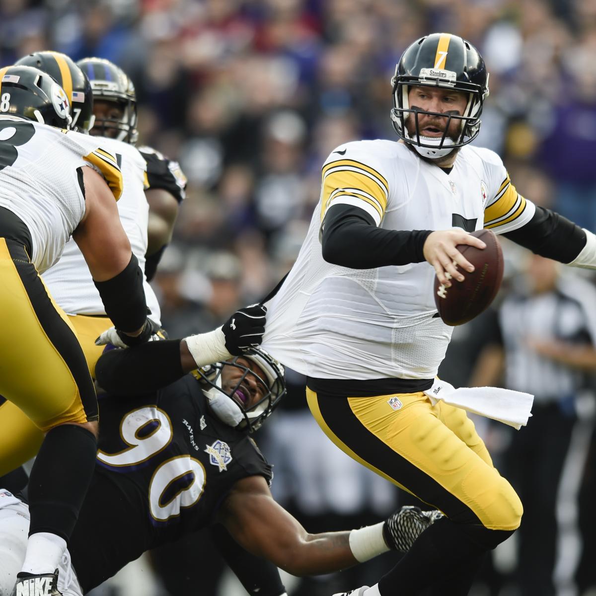NFL Playoff Scenarios 2016: Latest AFC, NFC Wild-Card