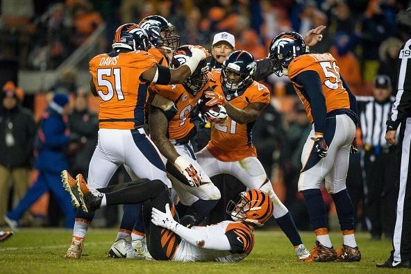 Image result for Bengals vs Broncos live pic logo