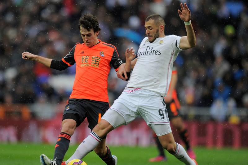 Real Madrid Vs Real Sociedad Team News Predicted Xis Live
