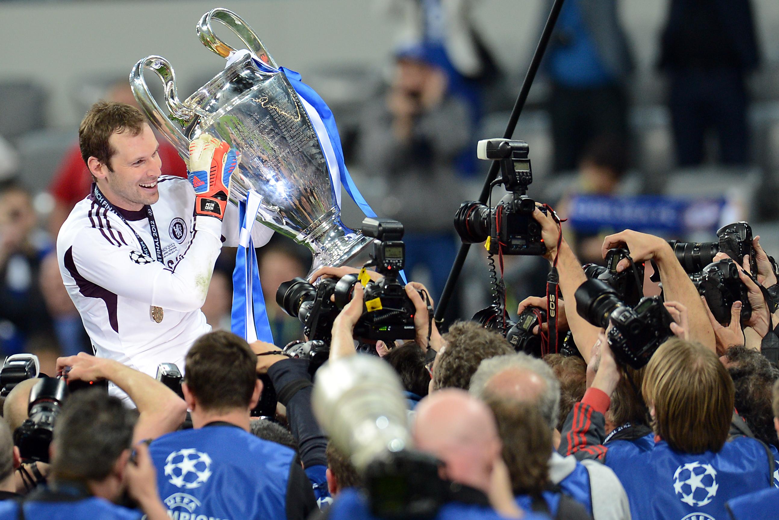 Petr Cech Reveals Favourite Career Save vs. Bayern Munich in ...