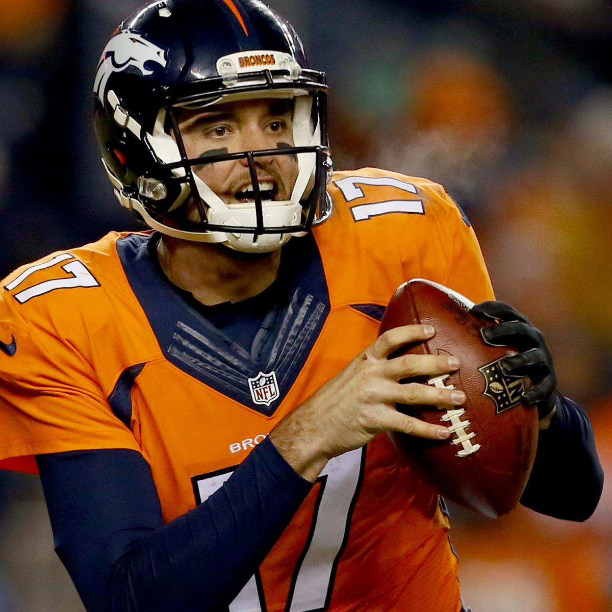 San Diego Chargers At Denver Broncos: San Diego Chargers Vs. Denver Broncos Betting Odds
