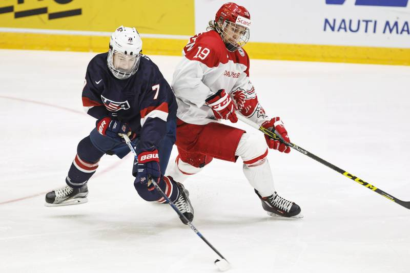 World Junior Hockey Championships 2016 Results Thursday Group