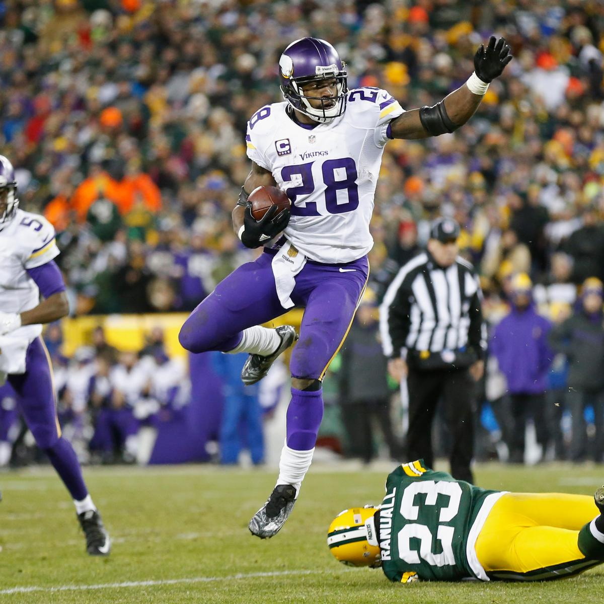 Minnesota Vikings Vs Green Bay Packers Live Score Highlights And Analysis Bleacher Report Latest News Videos And Highlights
