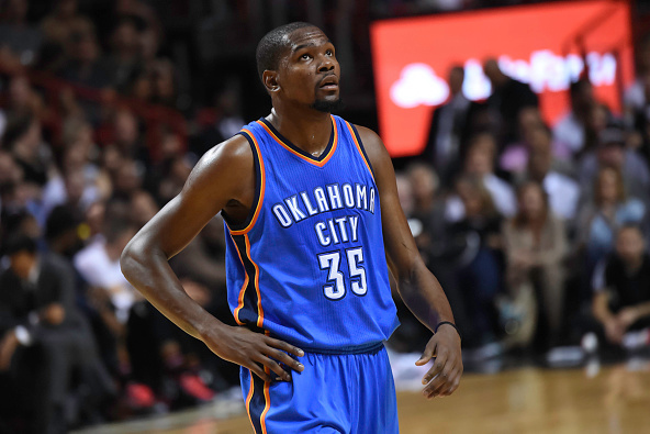 a12504d1937 Is LeBron James Right  Can Kevin Durant Break NBA s All-Time Scoring Record