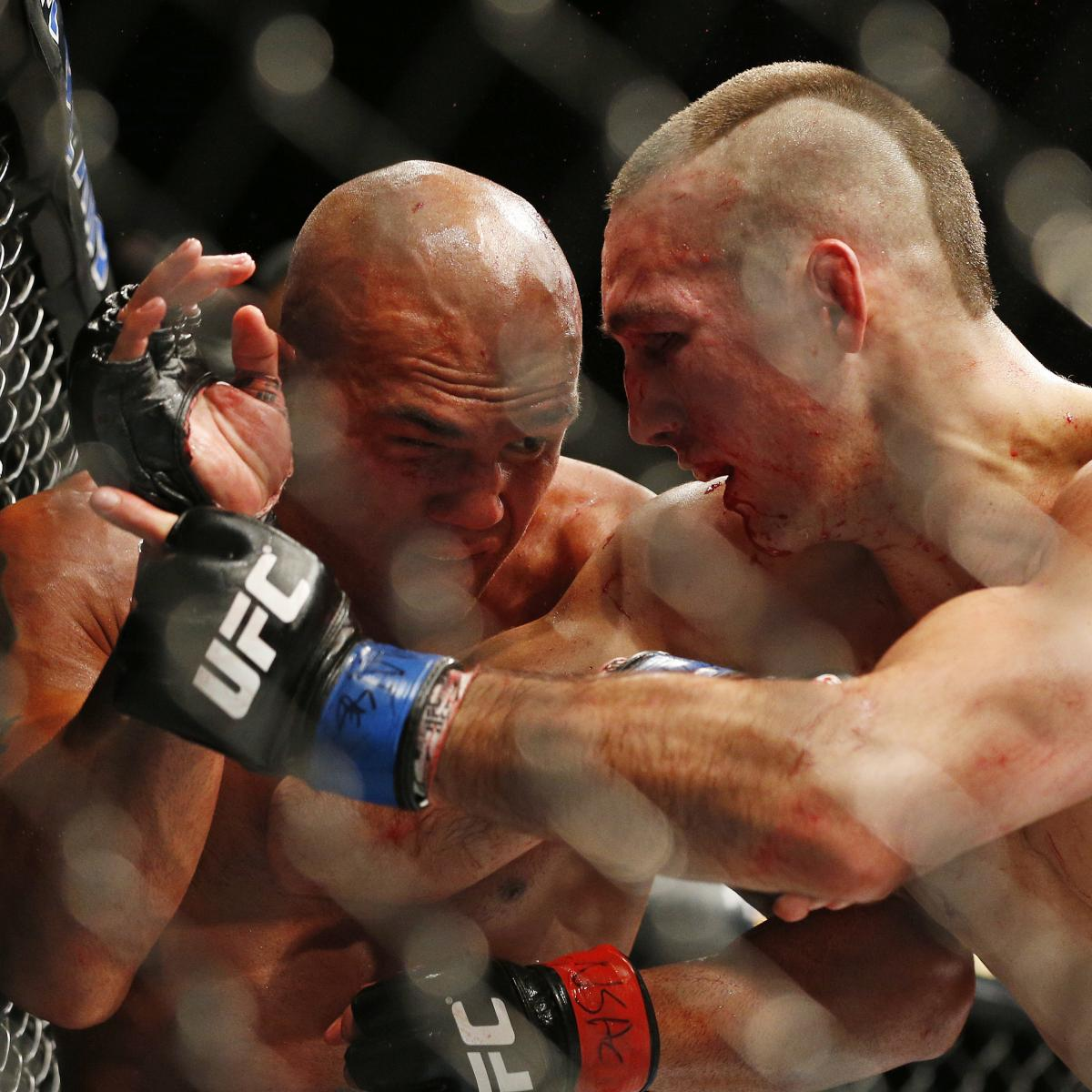 Is Mixed Martial Arts Simply Violence For The Sake Of