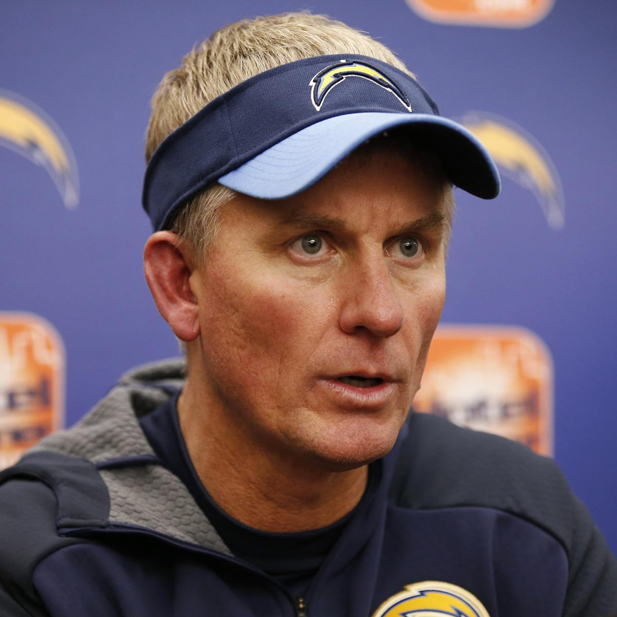 San Diego Chargers Coach: Mike McCoy, Chargers Agree To New Contract: Latest Details