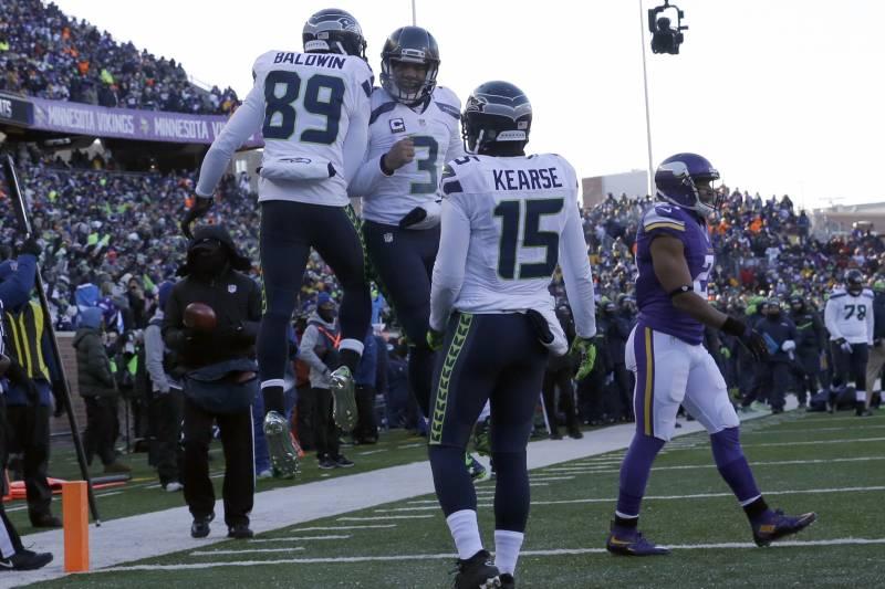 7f146299 Seahawks vs. Vikings: Score and Twitter Reaction from 2016 NFL ...