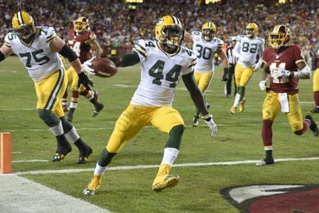 Packers vs. Redskins  Score and Twitter Reaction from 2016 NFL Playoffs  93bd1bf6b