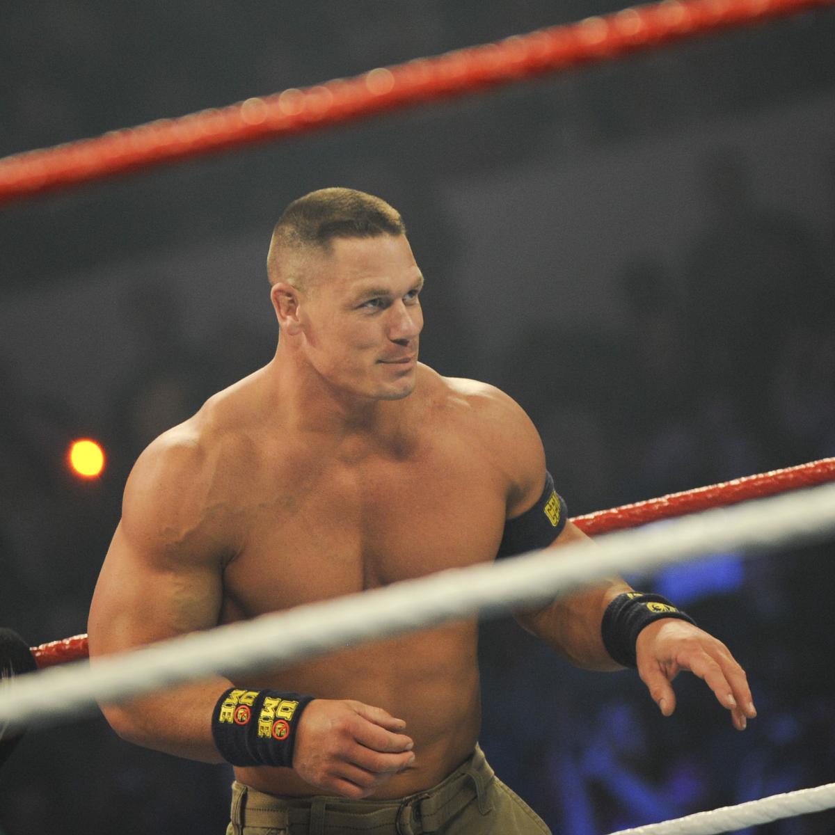 John Cena's Injury A Symptom Of WWE Overworking Its