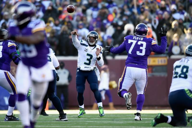 38305ea1 Seahawks vs. Vikings: Ratings for 2016 NFC Wild Card Matchup ...