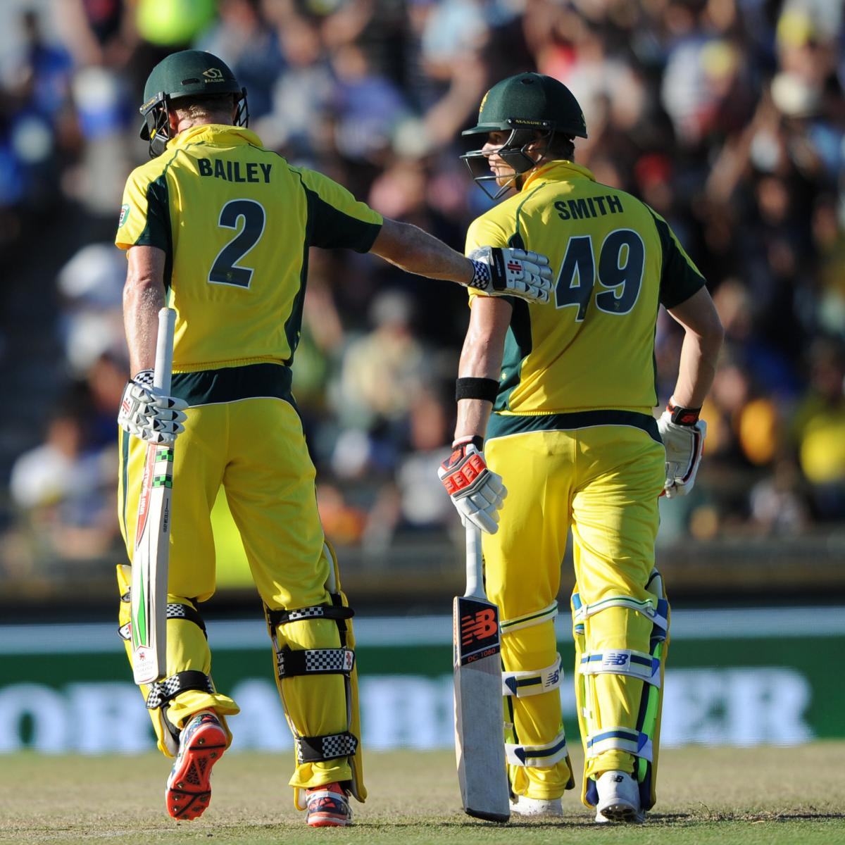 cd7b3564 Australia vs. India: Winners and Losers from 1st ODI | Bleacher Report |  Latest News, Videos and Highlights
