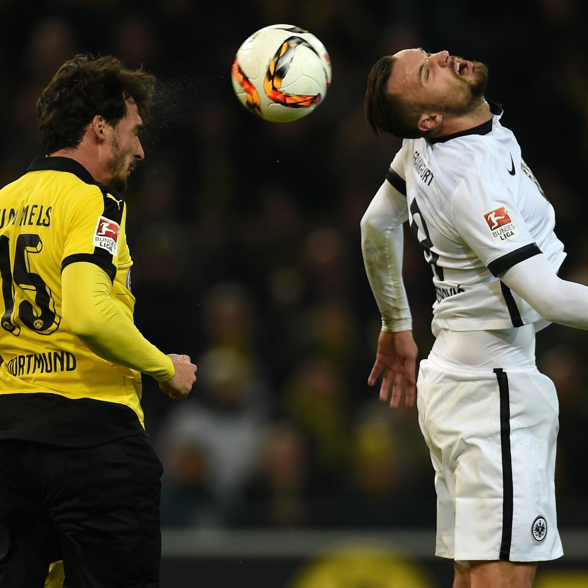 moritz leitner adrian ramos impress as borussia dortmund thrash frankfurt bleacher report. Black Bedroom Furniture Sets. Home Design Ideas