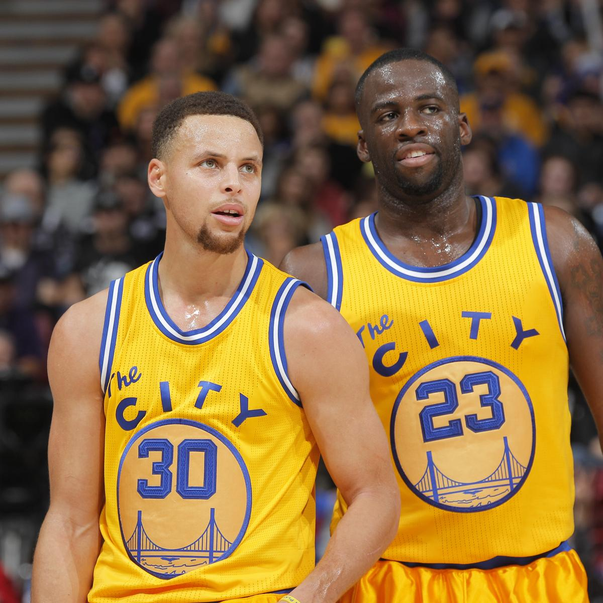 Golden State Warriors Record Without Steph Curry: Draymond Green Or Stephen Curry: Who's Been More Valuable