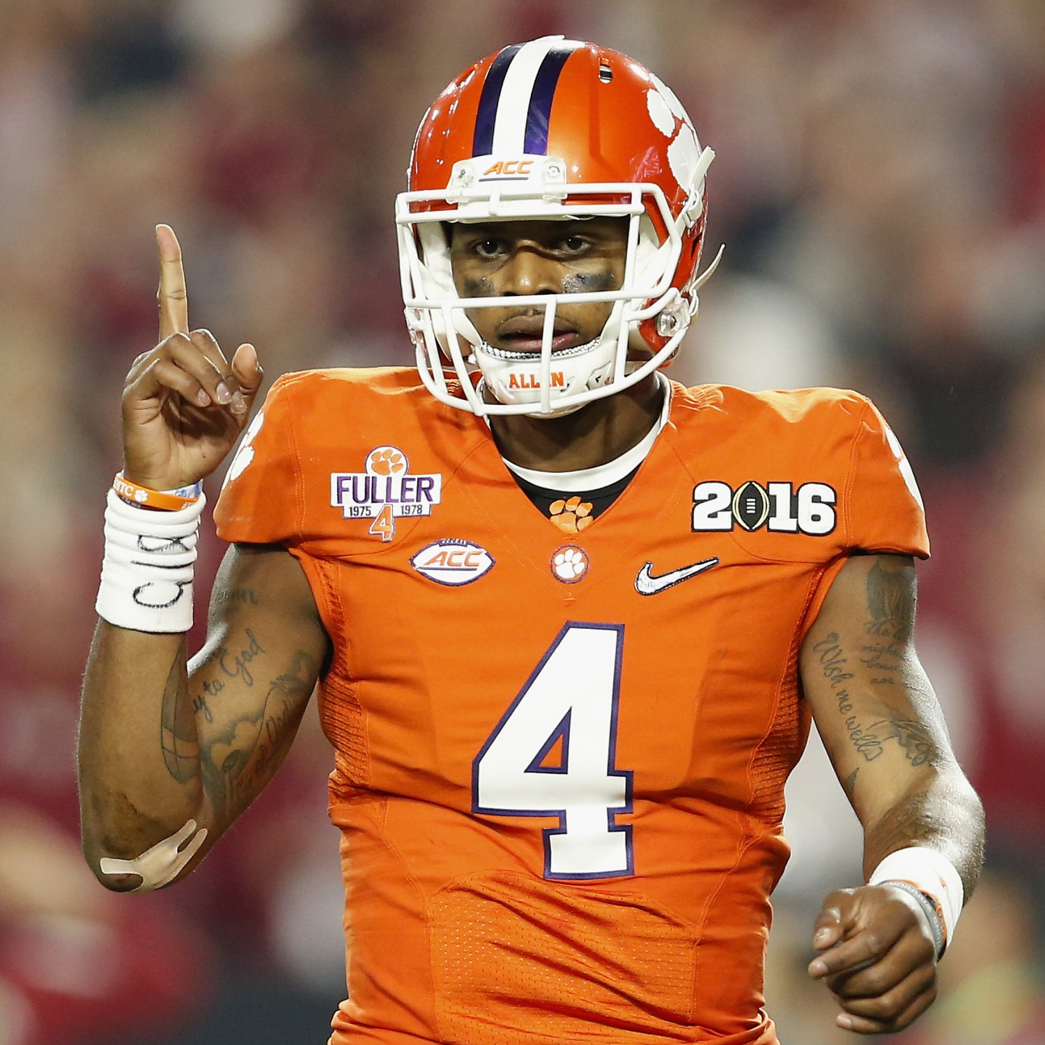 Deshaun Watson's Goal Is to Make Clemson's Offense the ...