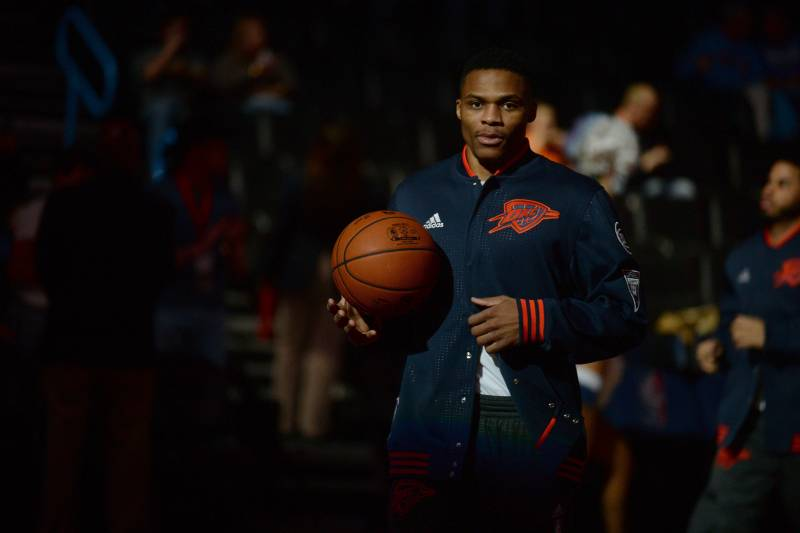 d1fa7d7e0 Russell Westbrook s Evolution Simply Won t Stop and Friday NBA Takeaways