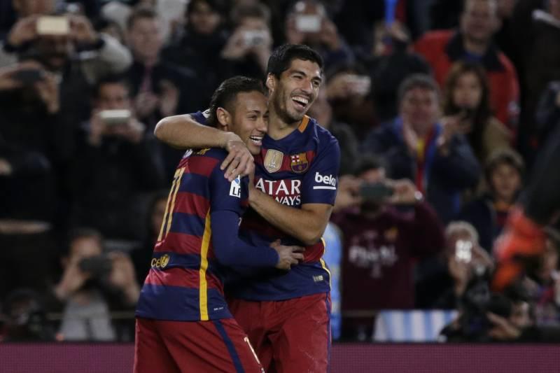 3440bad4dd5 Barcelona Transfer News  Neymar and Luis Suarez Revelations