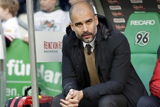 If Manchester City Appoint Pep Guardiola, They Will Leave Man United Behind
