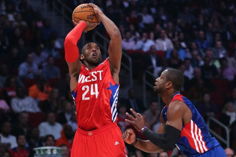 3ebaf879 Do Dwyane Wade, Kobe Bryant Deserve Starter Status in 2016 NBA All-Star  Game?
