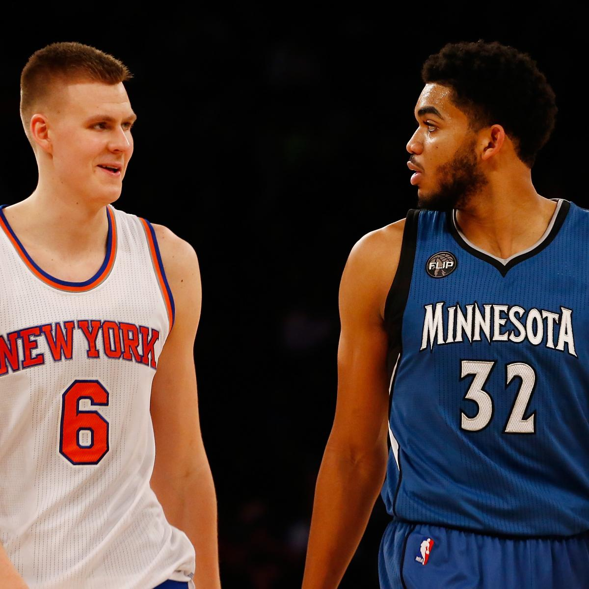 2015-16 Midseason Awards For The NBA's Rookie Class