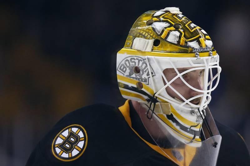 Jonas Gustavsson Illness Updates On Bruins Goaltender S Status And