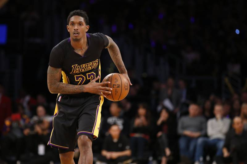 best service c25f0 0a2a3 Lou Williams Illness: Updates on Lakers Star's Status and ...