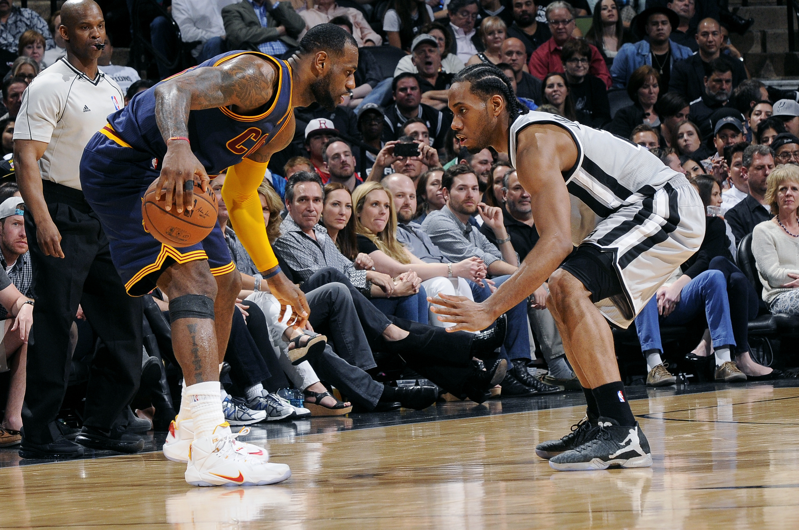 Lebron James Kawhi Leonard Rivalry Evolving Into Battle Of Equals Bleacher Report Latest News Videos And Highlights