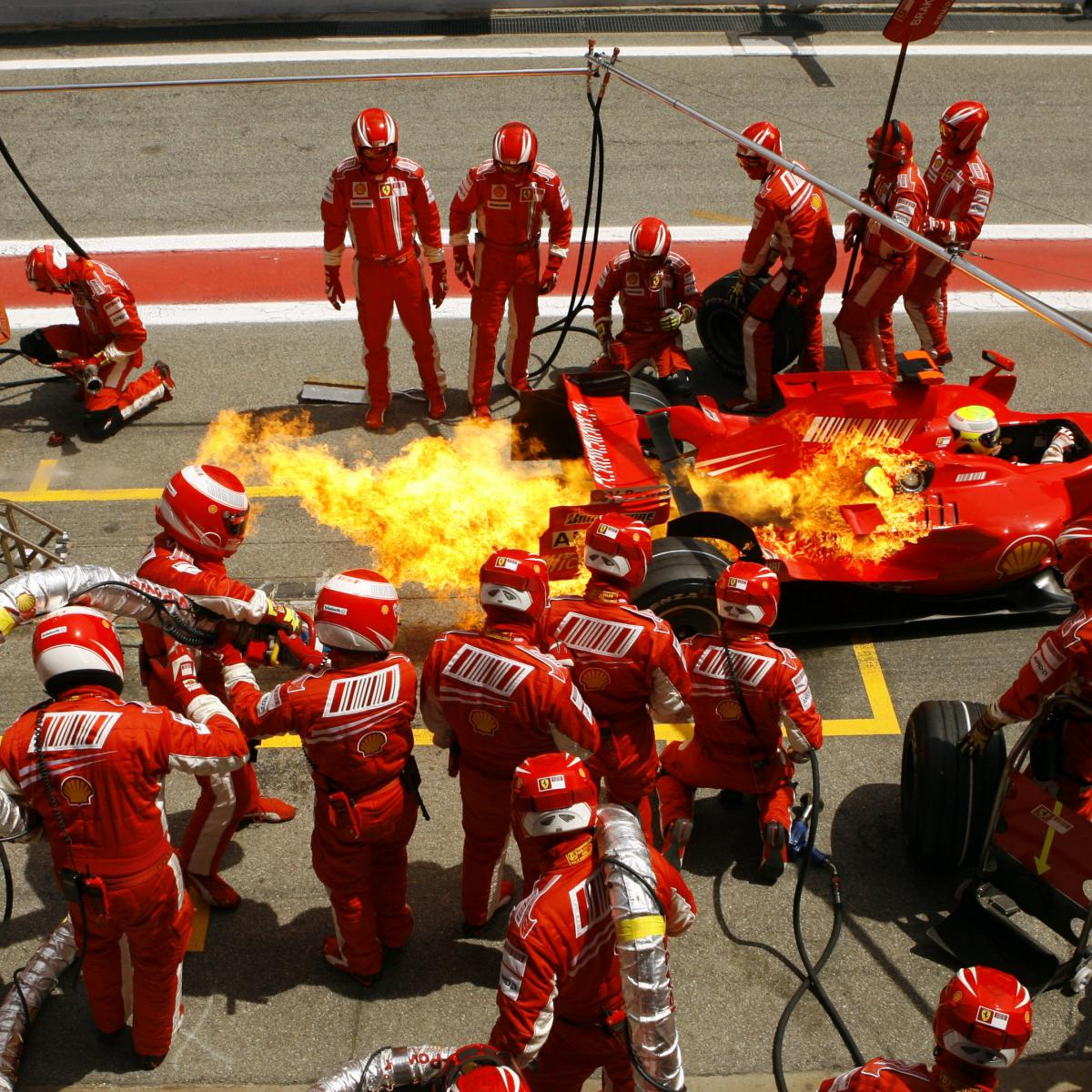 Why The Return Of Refuelling Would Be Bad For Formula 1