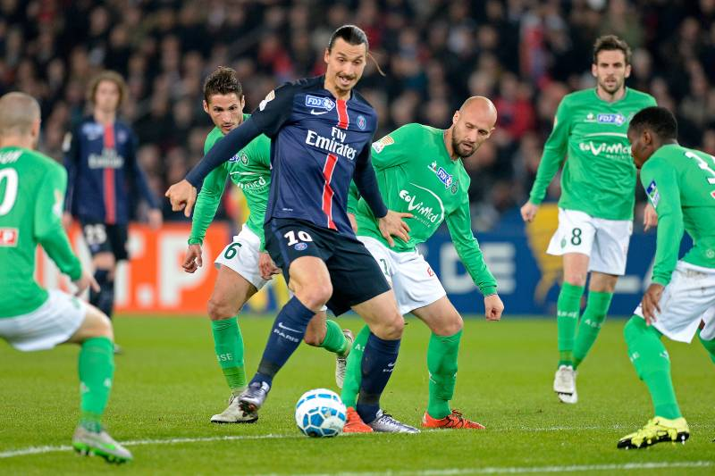 Prediksi St.Etienne vs PSG 15 Desember 2019